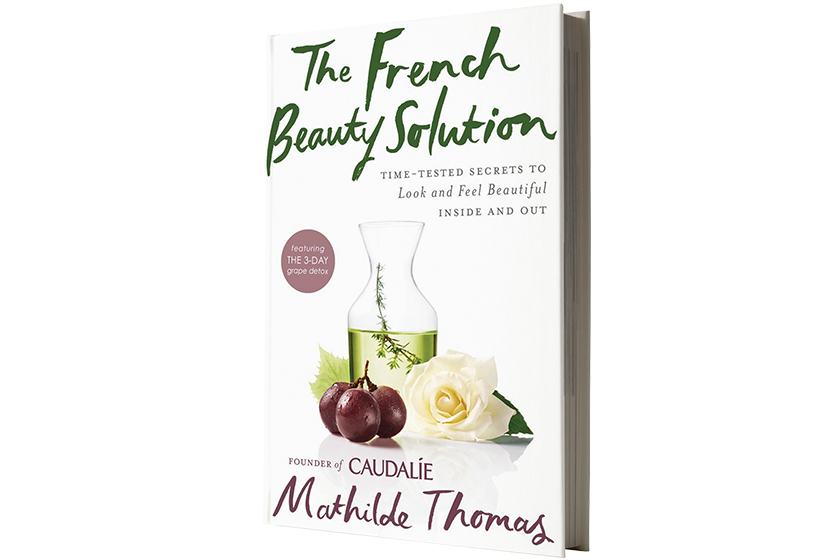 Thomas's book  The French Beauty Solution,  available July