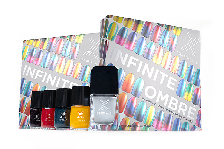 Formula X Infinite Ombré Nail Design Set, $35, at Sephora