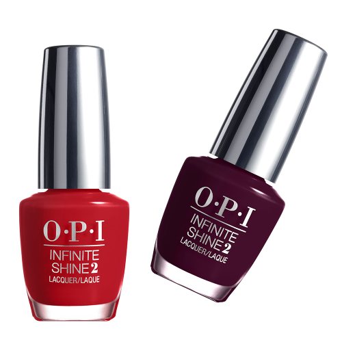 OPI Infinite Shine Lacquer, $18 each