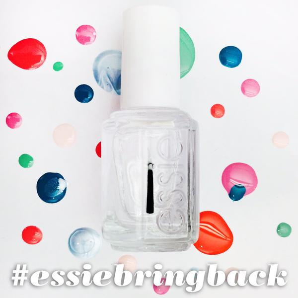 Essie Canada Launches #essiebringback Campaign for Discontinued Shades