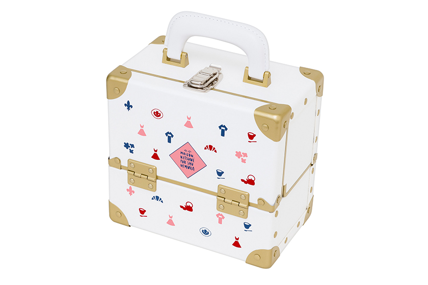 Curious Eye-Catching Premium Makeup Box, $450