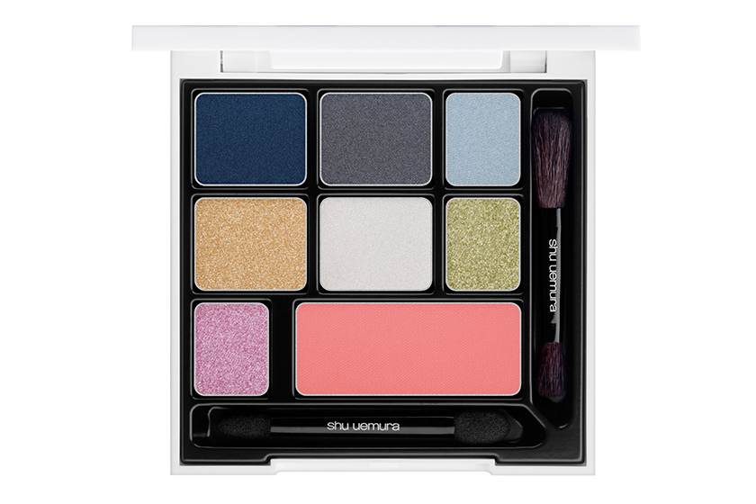 Beauty Remix Smokey Eye & Cheek Palette in Indigo, $85
