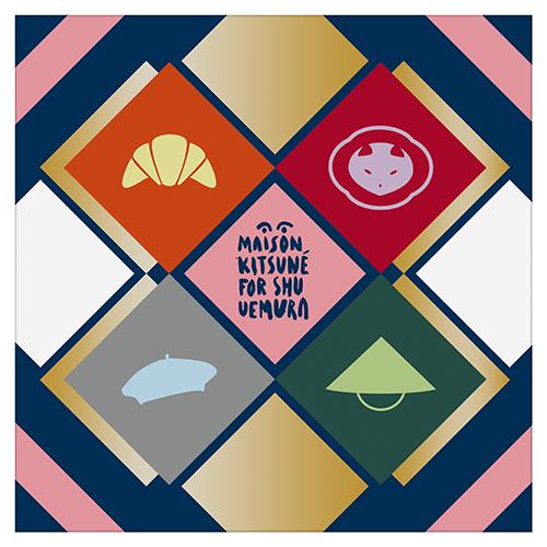 Maison Kitsuné for Shu Uemura