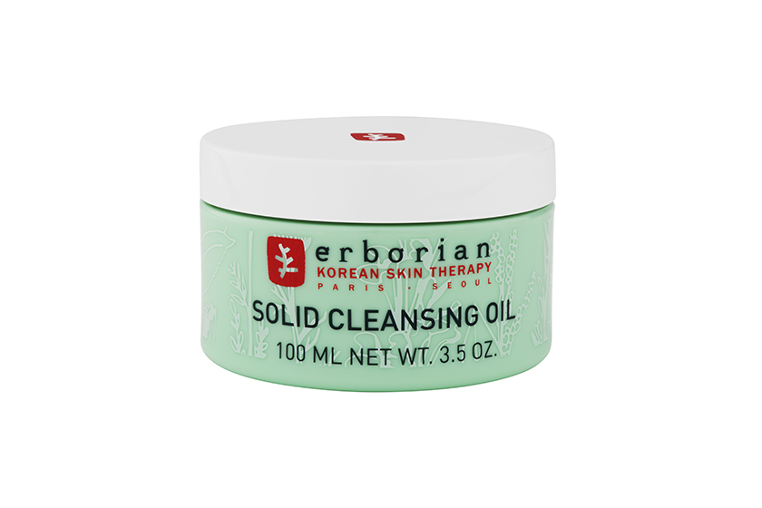Erborian Solid Cleansing Oil, $42