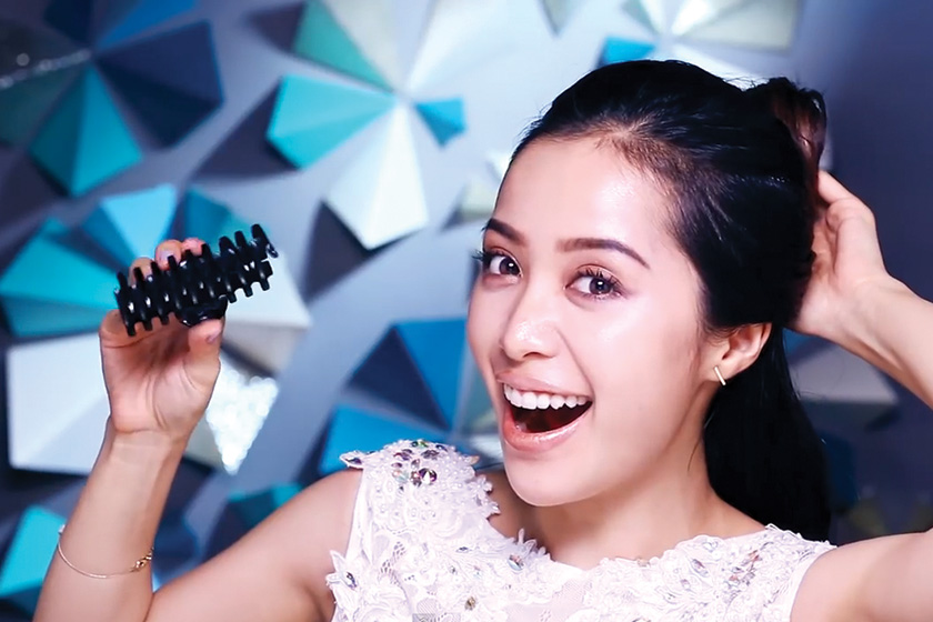 One of the original beauty influencers, L.A.-based vlogger Michelle Phan has more than 8 million YouTube subscribers