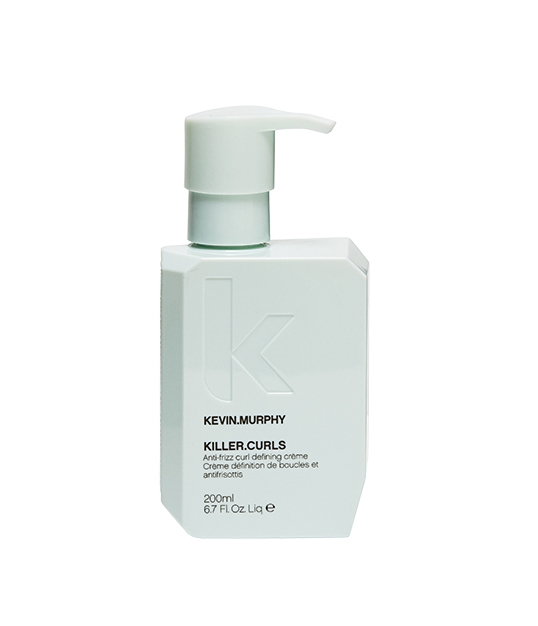 KEVIN MURPHY KILLER CURLS LEAVE-IN ANTI-FRIZZ CURL DEFINING CRÈME, $32, AT SALONS