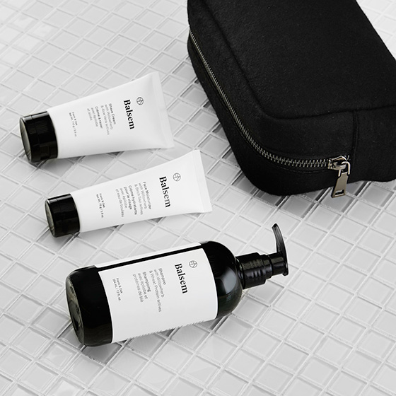 Grooming Essentials Kit, $85