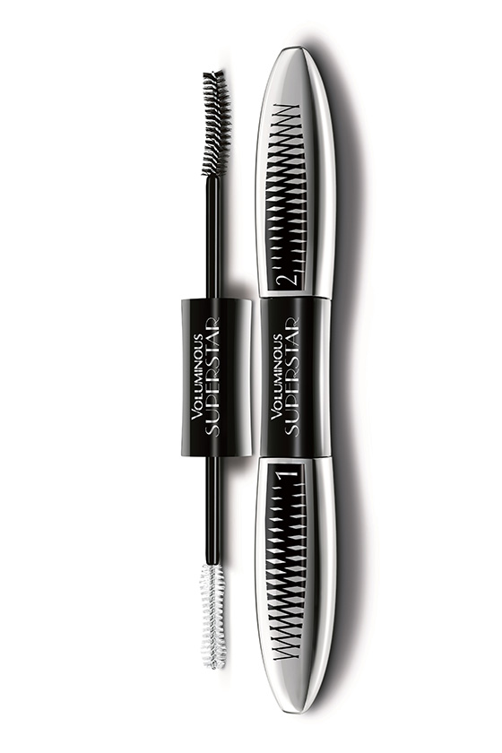 L'Oréal Paris Voluminous Superstar Mascara, $15, at drugstores