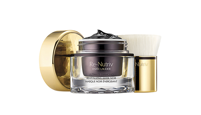 ESTÉE LAUDER RE-NUTRIV ULTIMATE DIAMOND REVITALIZING MASK NOIR, $375, AVAILABLE AT HOLT RENFREW AND APRIL AT NORDSTROM
