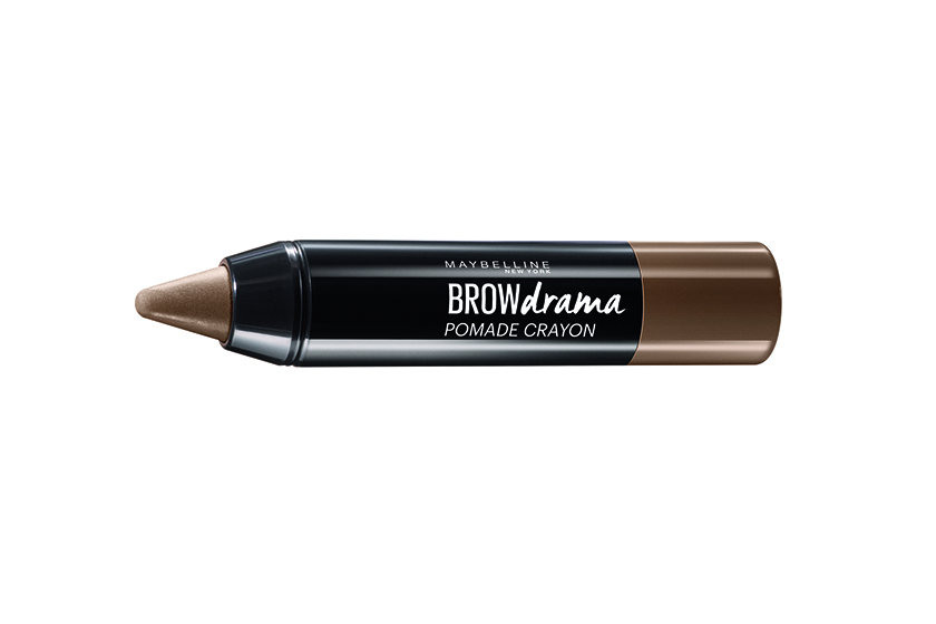 Maybelline Brow Drama Pomade Crayon in Soft Brown, $12