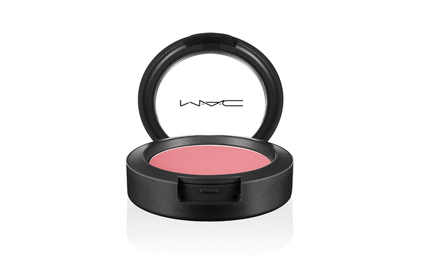 M.A.C Blush in Pinch O Peach, $26