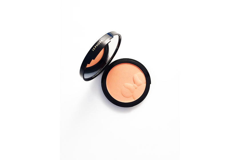 Minnie's Inner Glow Luminizer Blush, $28