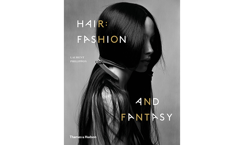 Laurent Philippon's coffee-table tome,  Hair: Fashion and Fantasy , is a visual feast, with a side of beauty culture and history