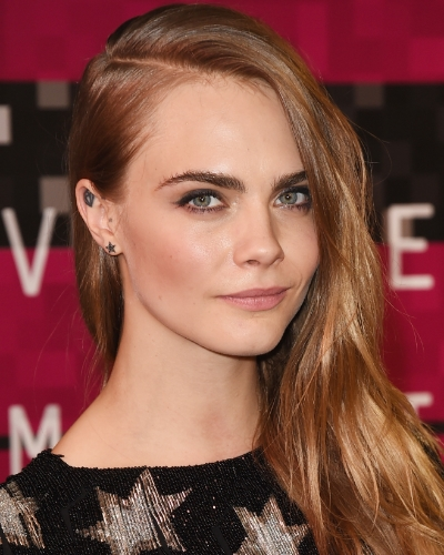 Cara Delevingne (Photo: Courtesy of Rimmel)