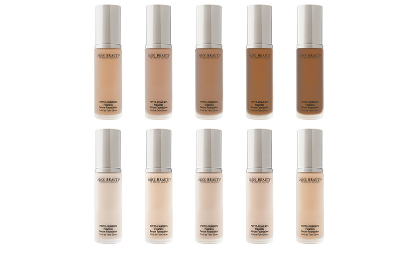 Juice Beauty Phyto-Pigments Flawless Serum Foundation, $53 each