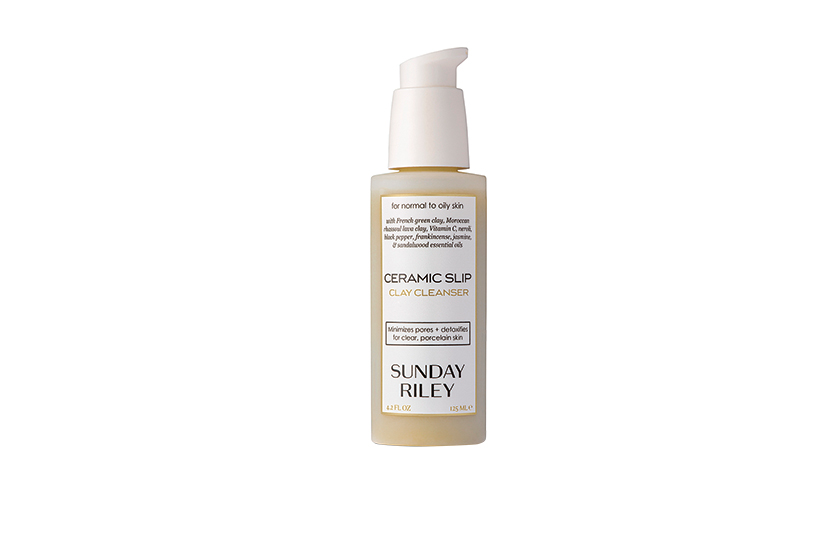 Sunday Riley Ceramic Slip Clay Cleanser, $63