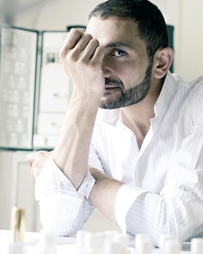 Francis Kurkdjian (Photo: Nathalie Baetens)