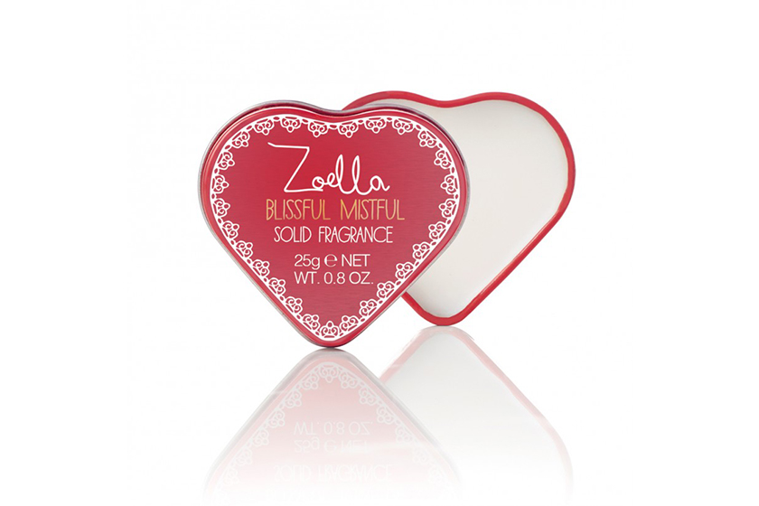 Zoella Blissful Mistful Solid Fragrance, $10
