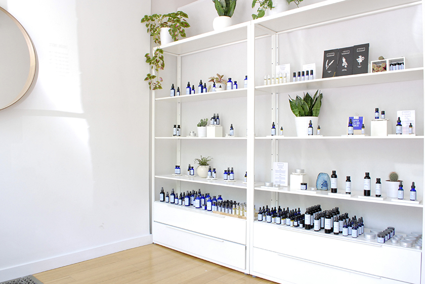 Inside Province Apothecary's new store