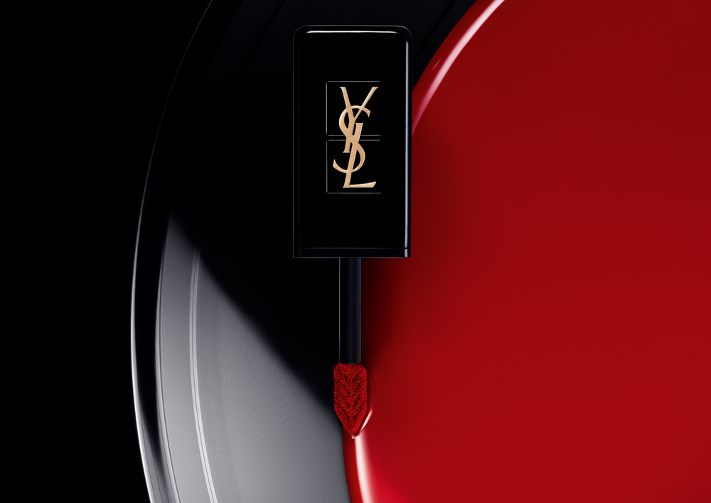 the upcoming Yves Saint Laurent Vernis à Lèvre Vinyl Cream, $42