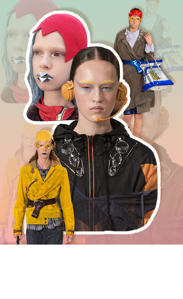 Margiela's Makeup Extravaganza—Plus a Pat McGrath Product Sneak Peek