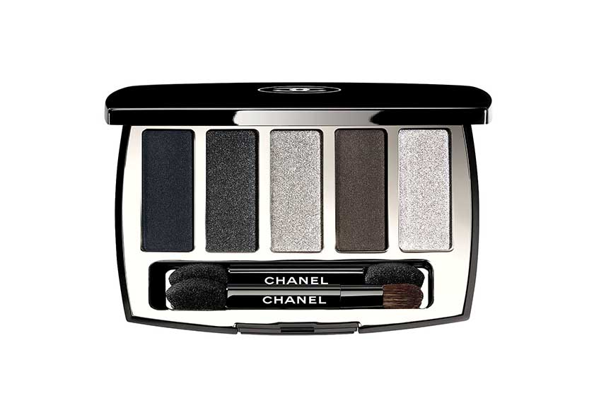 Chanel Les 5 Ombres in Architectonic, $70
