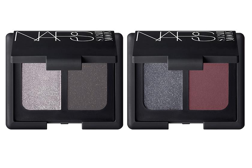 Nars Duo Eyeshadow in (from left) Quai Des Brumes and Indes Galantes, $44 each, available at all Nars retailers