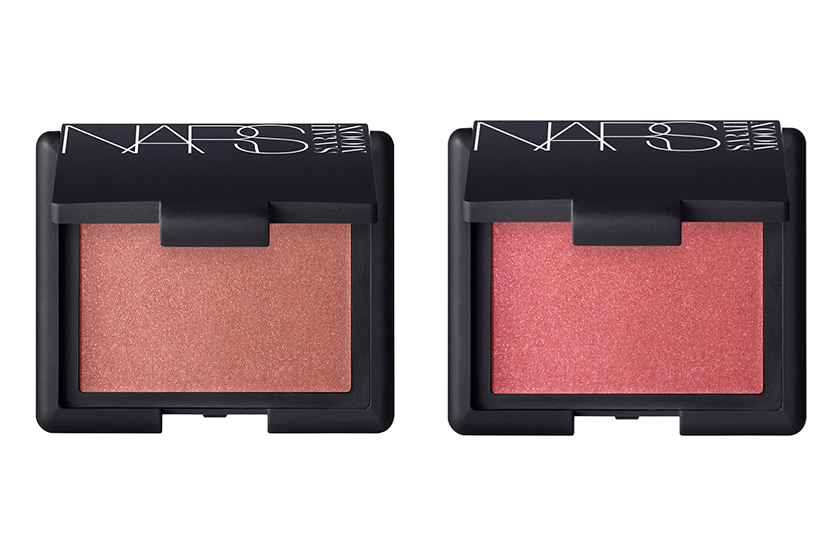 Nars Blush in (from left) Isadora and Impudique, $38 each, available at all Nars retailers