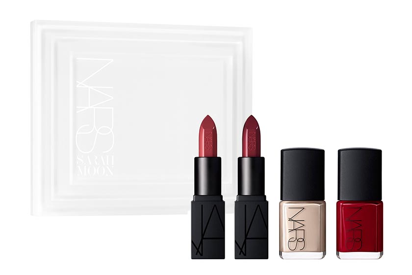 Nars Thousand Worlds Audacious Lip and Nail Set, $60, available at Hudson's Bay, Holt Renfrew and Nordstrom