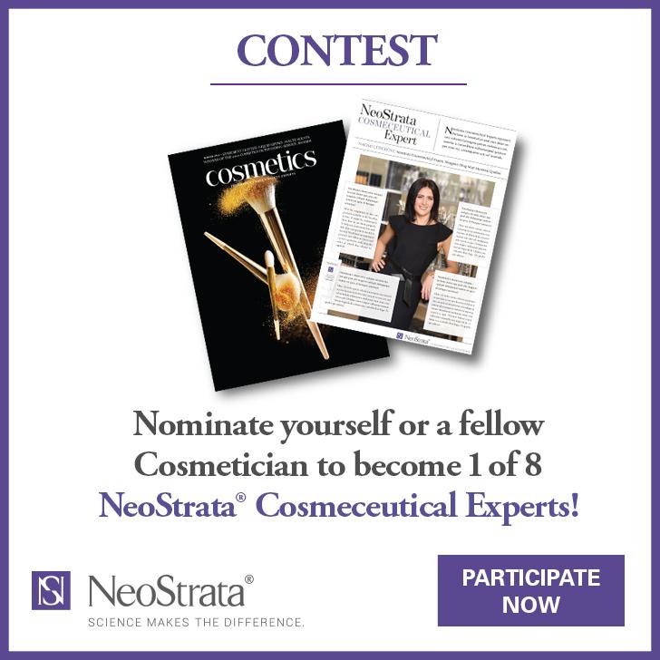 Participez pour votre chance de devenir Expert Cosméceutique NeoStrata!