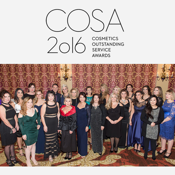 Meet This Year's Best in Beauty Retail: Profiles of the 2016 COSA Winners #COSA16