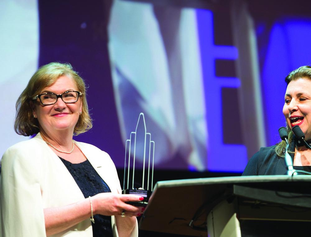 Louanne McGrory, President at Shiseido (Canada)