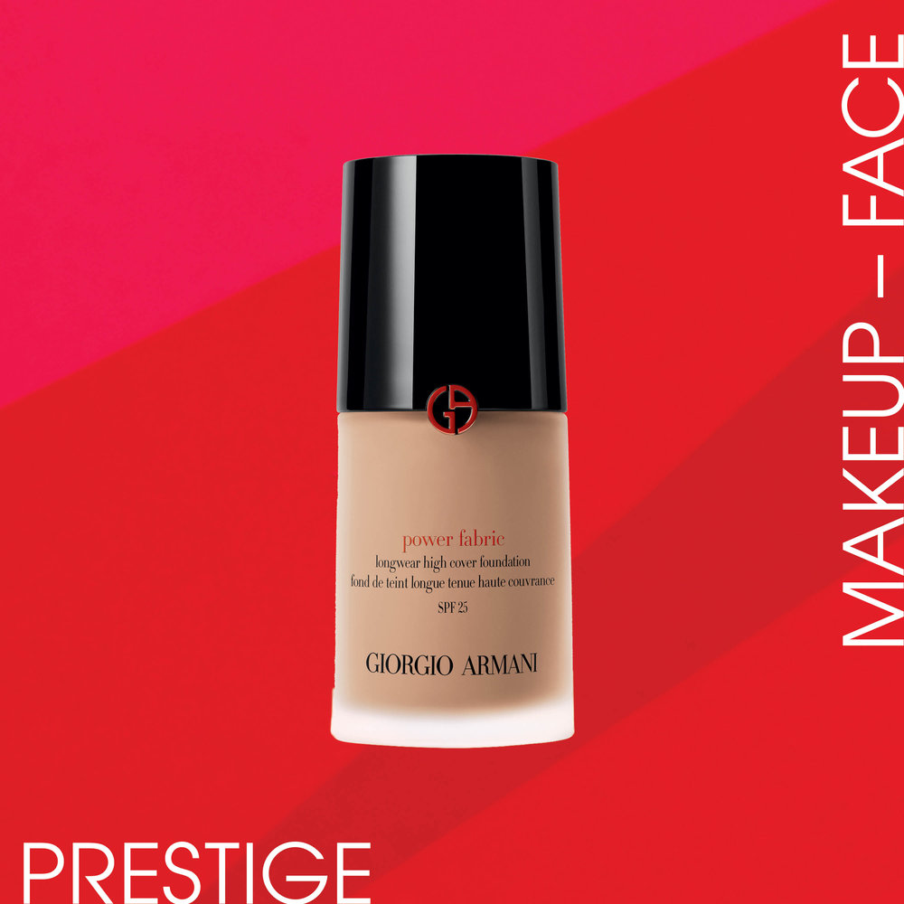 Makeup — Face - Prestige