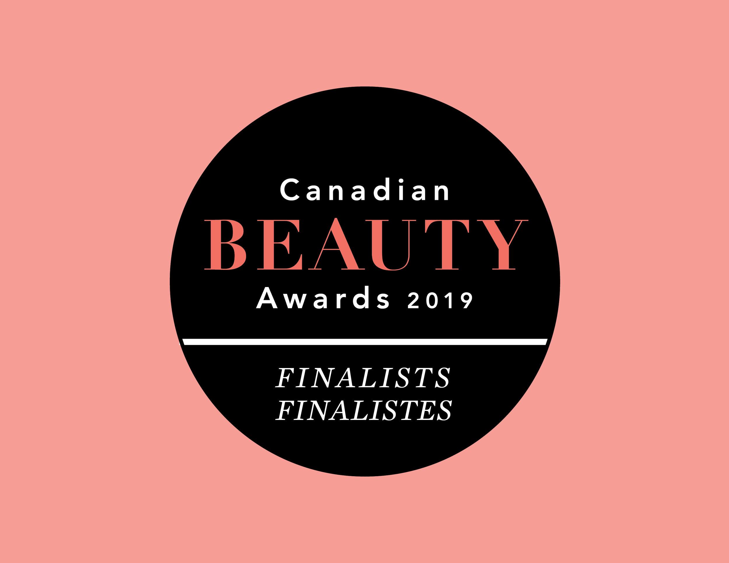 2019 Canadian Beauty Awards Finalists — cosmetics