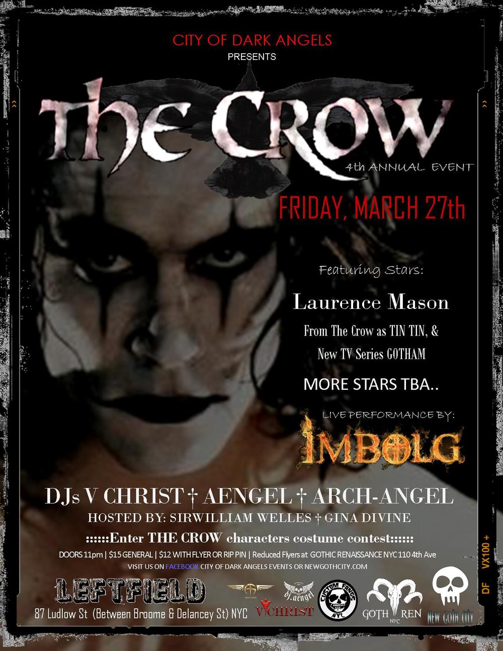 The Crow-03-27-15