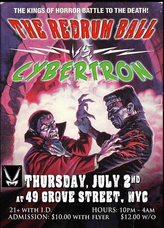 Redrum vs Cybertron 2015