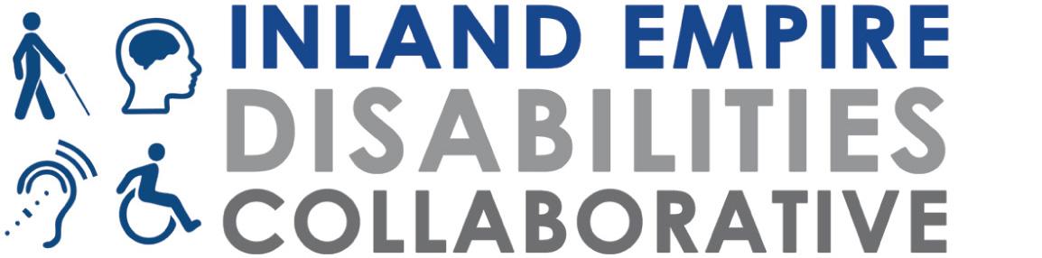 Membership — Inland Empire Disabilities Collaborative