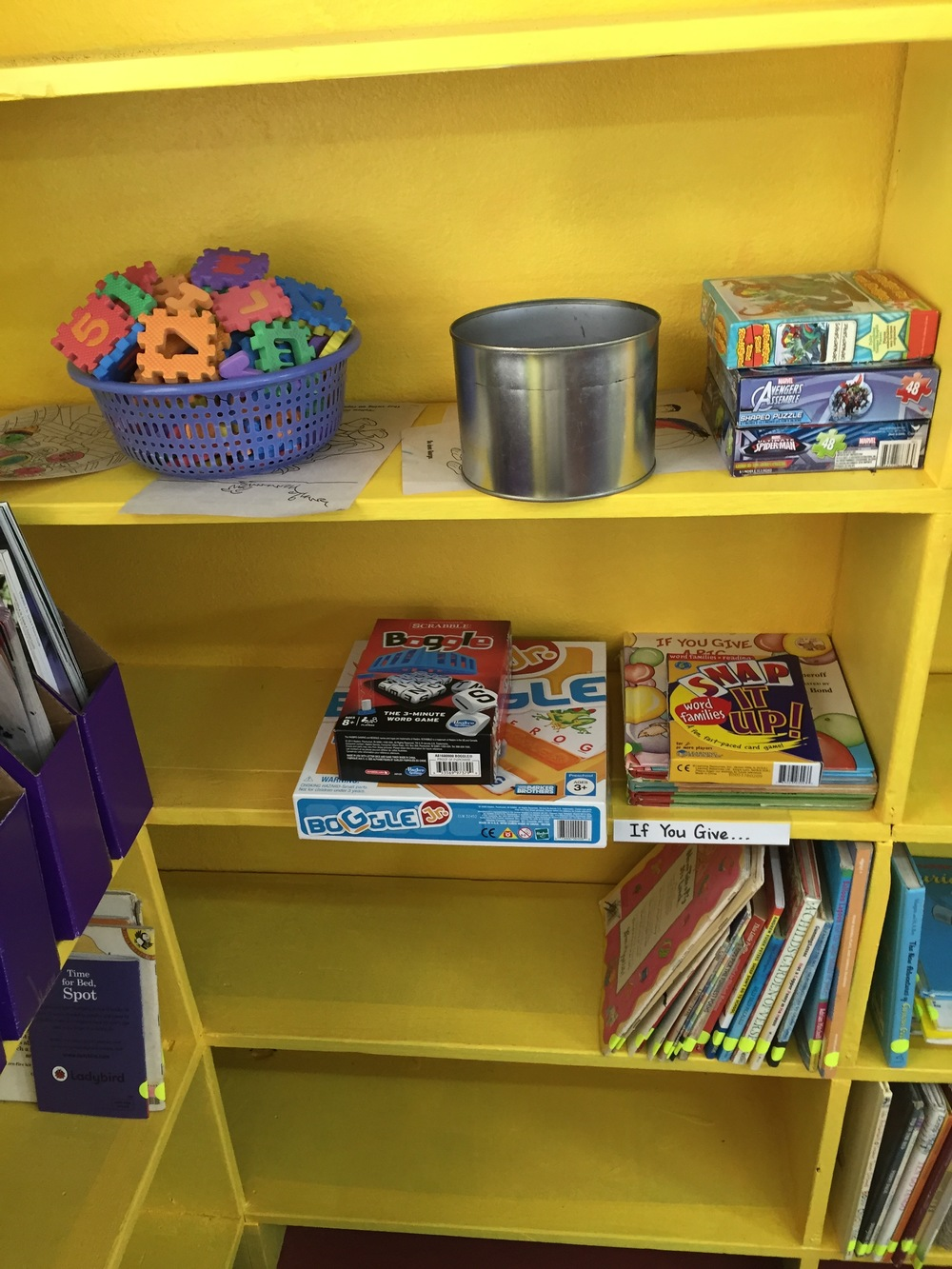 In addition to reading, boys can draw, colour, do puzzles, and play games. All of which will help them develop their literacy skills, while they have fun.
