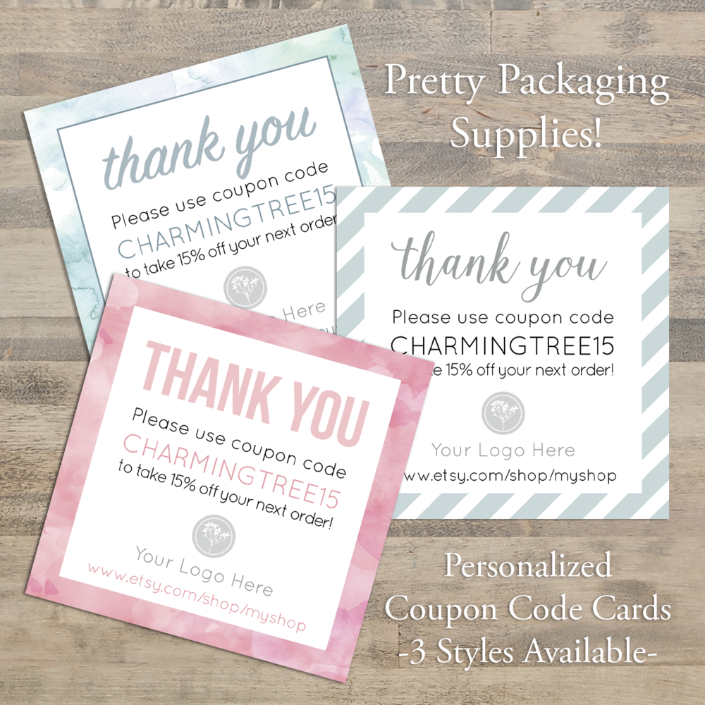Pretty Packaging Ideas for Small Businesses Charming Tree Design