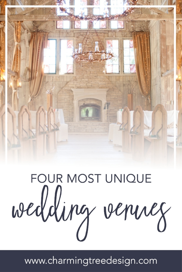 Discover some of the most unique wedding venues in the world and start Planning Your destination wedding.