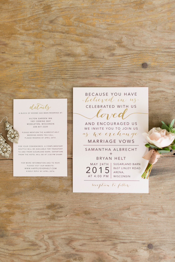 Blog Charming Tree Design Wedding Invitations and Stationery