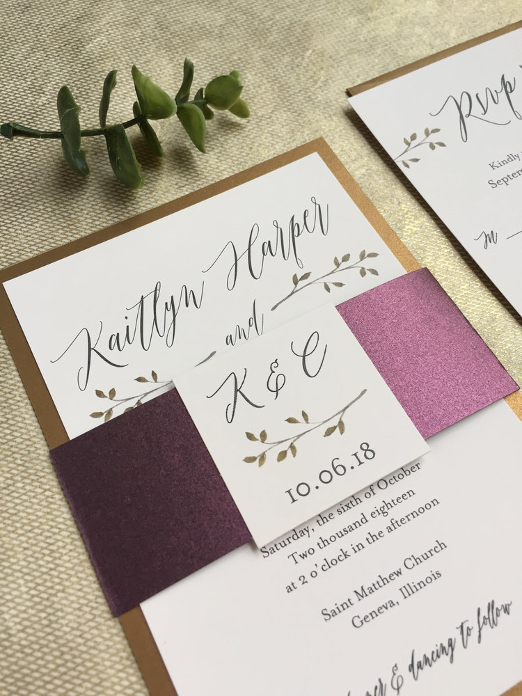 Blog — Charming Tree Design | Wedding Invitations and Stationery ...