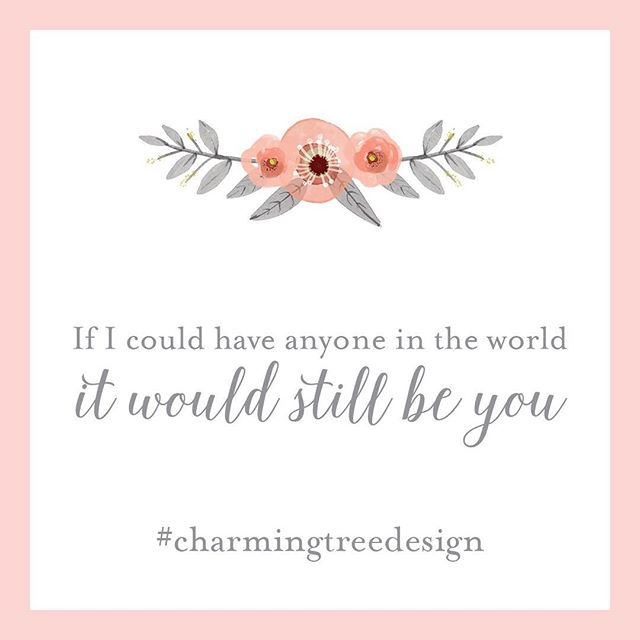 I'd still pick my husband!  I don't think anything could ever change that.  #instaquote #lovestory #soinlove #soontobemrs #futuremrs #ido #foreverandalways #thatsdaring #risingtidesociety #weddinginspiration #flashesofdelight #solovely #lovelysquares #thehappynow #weddingdetails #persuepretty #genevailwedding #allofmelovesallofyou #lovequotes #weddingideas #rusticwedding #rusticglam #etherealwedding  #charmingtreedesign