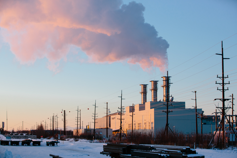 Photography for Chugach Reliability Group