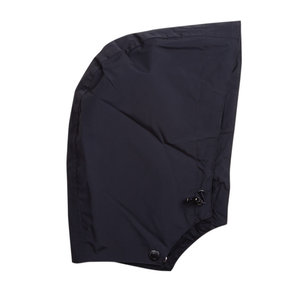 Nylon Detachable Hood Navy   A lightweight, compact accessory to our raincoats, made in our intelligent Nylon Supplex fabric. Attach it to the Darby Field Coat, Jackman Coat, Cavendish Coat and Winslow Padded Jacket for a waterproof alternative to a hat.   $39.95