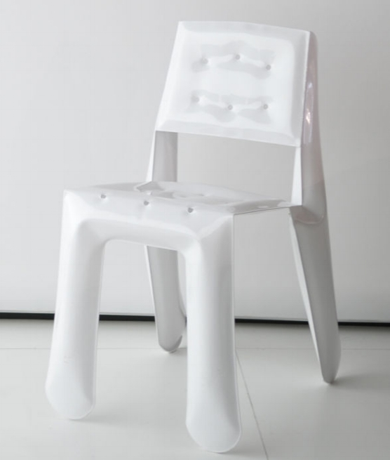 Chippendale Chair $550   Available in Black and White
