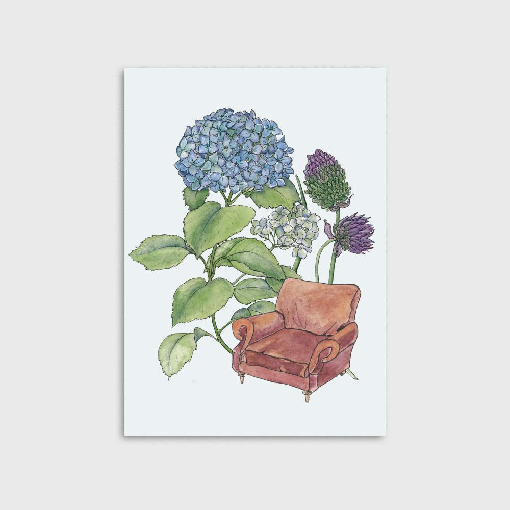 Lounge Flower