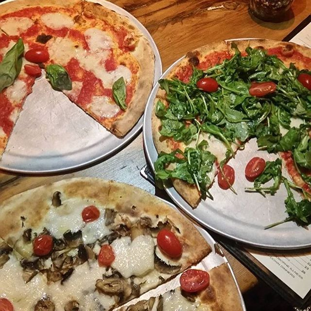 @foreverplantbased - Thrilled you loved your NUMU Vegan pizzas at @carrollplacenyc !🌱
