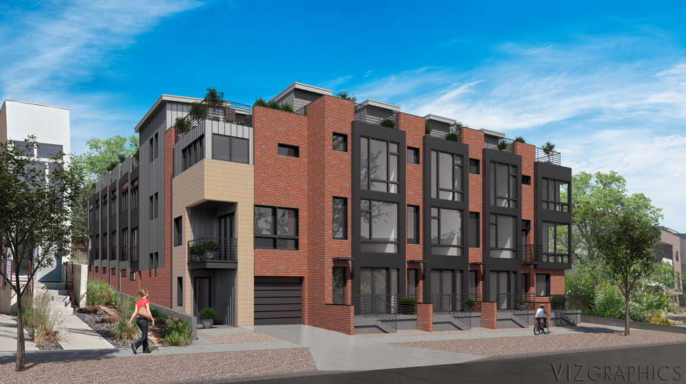 BOULDER STREET TOWNHOMES