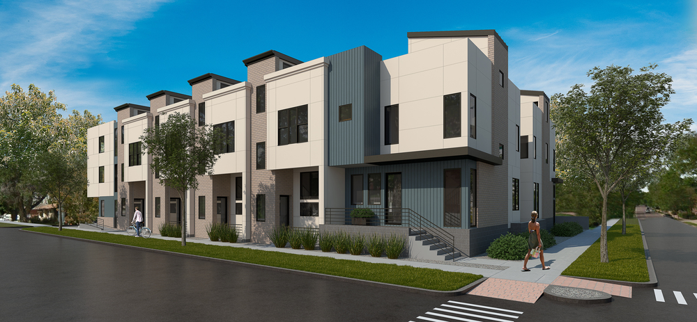 WEST 29 TOWNHOMES